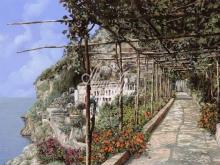Л150_Гвидо Борелли - Итальянский пейзаж 21