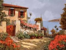 Л172_Гвидо Борелли - Красный сад