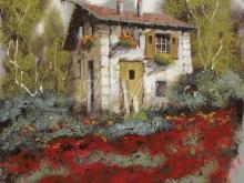 Л204_80х61_Гвидо Борелли - Старый домик