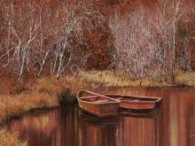 Л238_Гвидо Борелли - Старые лодки