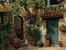 Л265_Гвидо Борелли - Французский сад