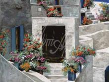 Л283_Гвидо Борелли - Украшение цветами