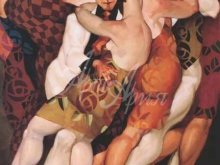 3543_70х52_Х. Мачадо - Комната для танго