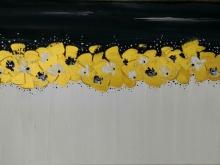 Золотая полоса. Холст, масло. 40х60см (5800руб)