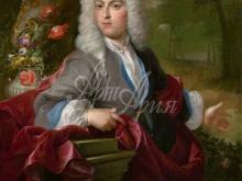 1482_90х76_Абрахам Миньон - Портрет мужчины