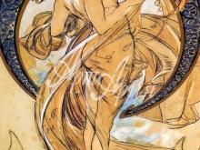 1013_30x21 Муха А - Аллегория танца