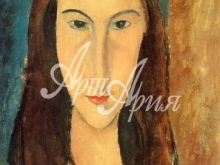 1026_99x60 Модильяни А - Портрет Жанны Эбютерн