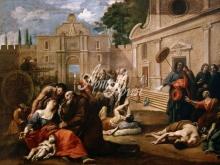 1041_90х69 Пуссен Н - Христианская трагедия
