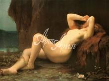 1056_100х63 Лефевр Ж - Мадонна в гроте