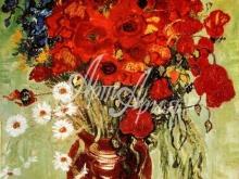 1100_70х54 Ван Гог - Ваза с маргаритками