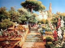 1106_78x60 Родригес М. - Цветущий сад