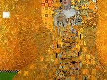 1165_80x80 Климт Г. - Золотая Адель