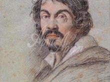 1335_56х42__Микеланджело Караваджо - Автопортрет