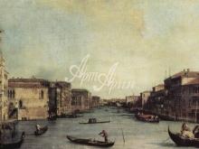 1338_50х31_Антонио Каналетто - Большой канал