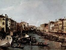1341_50х34_Антонио Каналетто -Большой канал