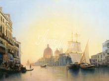 1352_60х36_Мордвинов А.Н. - Утро в Венеции