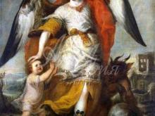 1484_50х36_Антонио де Переда- Ангел-хранитель