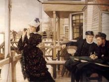 1533_70х53_Жак-Жозеф Тиссо - Капитанская дочка