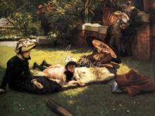 1540_65х51_Жак-Жозеф Тиссо - На солнце