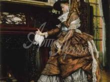 1544_60х39_Жак-Жозеф Тиссо - Дымоход