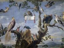 1568_90х63_Франс Снейдерс - Птичий концерт