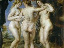 1253_50х32 Рубенс П.П. - Три Изящества