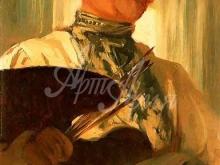 1428_45х29_А.Муха - Автопортрет