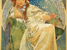 1448_60х40_А. Муха - Princezna Fyacinta