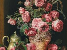 1316_35х45_Ф. Вальдмюллер - Цветочное великолепие