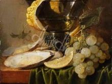 1515_90х68_Ян Давидс де Хем - Натюрморт с бокалом и устрицами