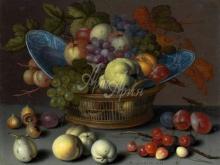 1867_80х63_Бальтазар ван дер Аст - Корзина фруктов