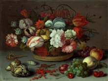 1868_80х60_Бальтазар ван дер Аст - Корзина цветов