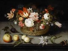 1869_110х84_Бальтазар ван дер Аст- Корзина с цветами