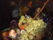 1882_60х50_Ян ван Хейсум - Натюрморт с фруктами