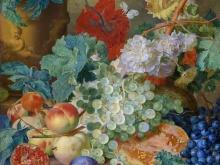 1883_80х63_Ян ван Хейсум - Натюрморт с цветами и фруктами