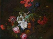 1885_90х79_Ян ван Хейсум - Цветы в каменной вазе