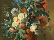 1887_100х76_Ян ван Хейсум - Цветы в урне