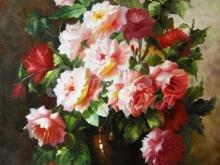 3226_46x30_Цветы в вазе