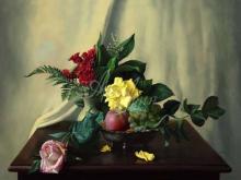 3410_60х47_А.Н.Антонов - Натюрморт с цветами
