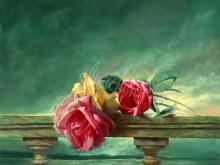 3442_70х60_А.Н.Антонов - Розы
