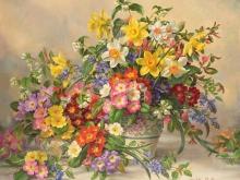 3598_Альберт Уильямс - Весенние цветы
