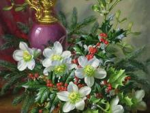3601_Альберт Уильямс - Зимние цветы