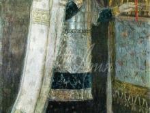 2106_40x22 Нестеров М. - Князь Александр Невский