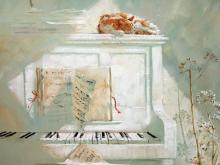 Павлова Мария. Уснувшая музыка
