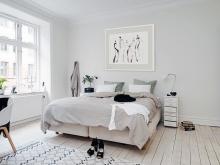 Художественное оформление интерьера спальни. Идеи для  шикарного интерьера.