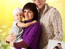 Портрет по фотографии. Семейный портрет по доступной цене.