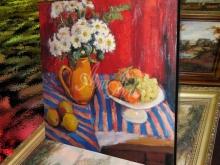 Репродукции картин - натюрморт