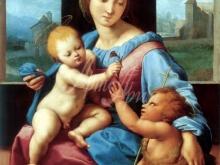 1667_60х51_Рафаэль - Мадонна. 1515г
