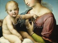 1674_81х55_Рафаэль - Мадонна Никколини-Купера
