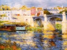 1067_70x55 Ренуар О.- Мост в Шату